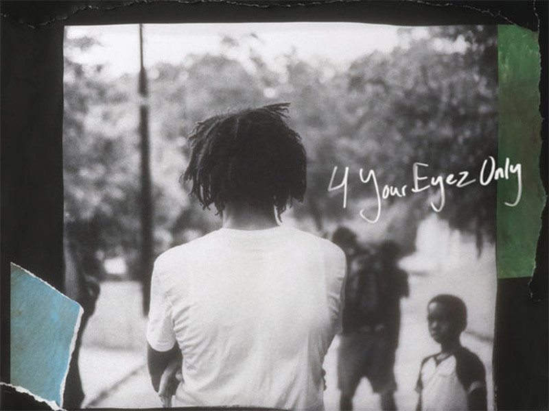 """J. Cole's """"4 Your Eyez Only"""" Album Is Upon Us"""