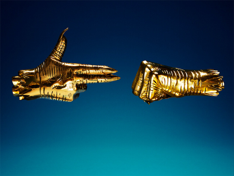 "Run The Jewels Share ""RTJ3"" As Christmas Surprise"