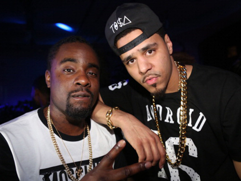 Wale & J. Cole Dead Beef Rumors At NC State Basketball Game