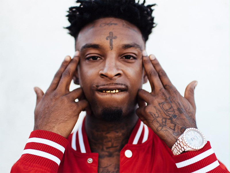 "21 Savage Releases First Solo Album ""Issa"""