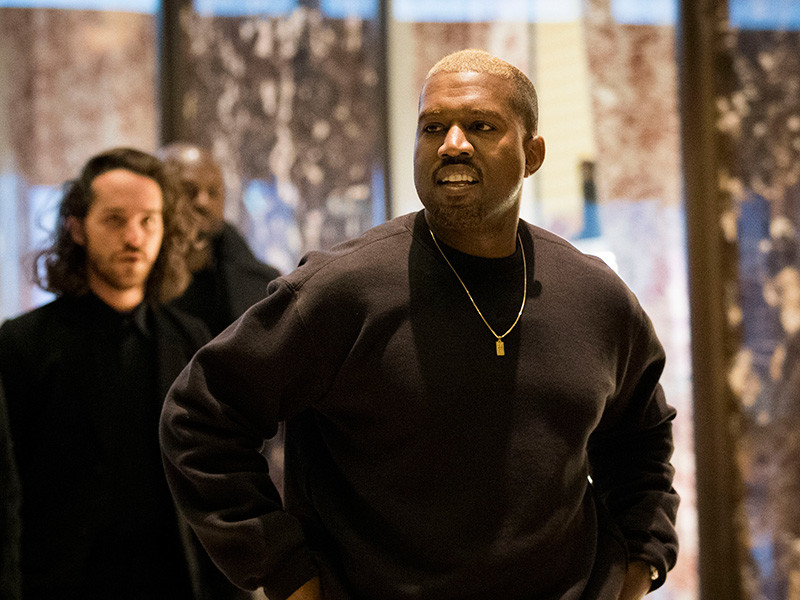 Twitter Guesses What Kanye West & Donald Trump Talked About