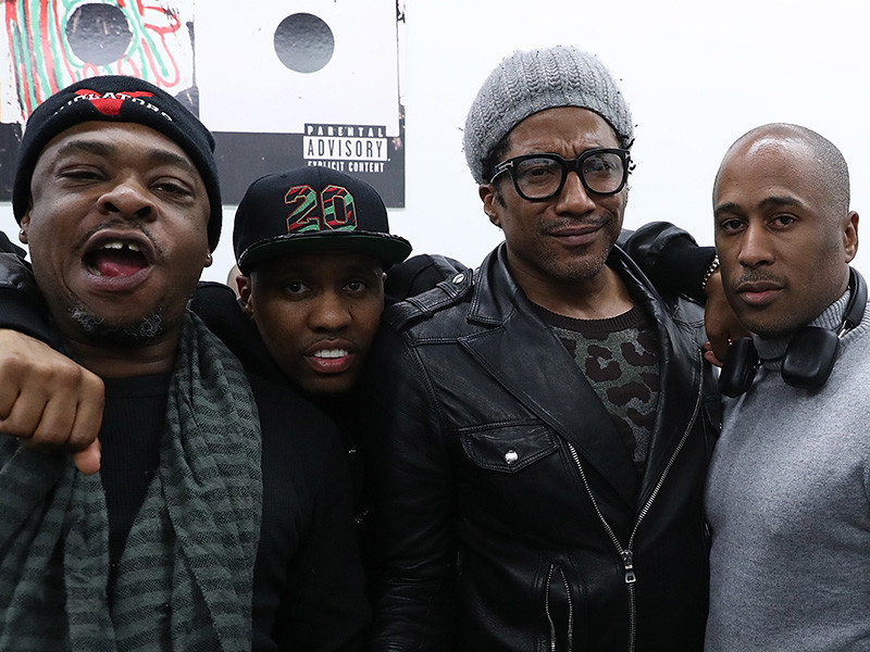 A Tribe Called Quest Explains Outside Lands No-Show