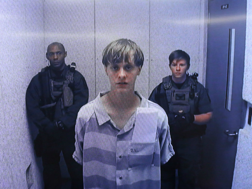 Dylann Roof Found Guilty Of All Charges In Charleston Church Massacre