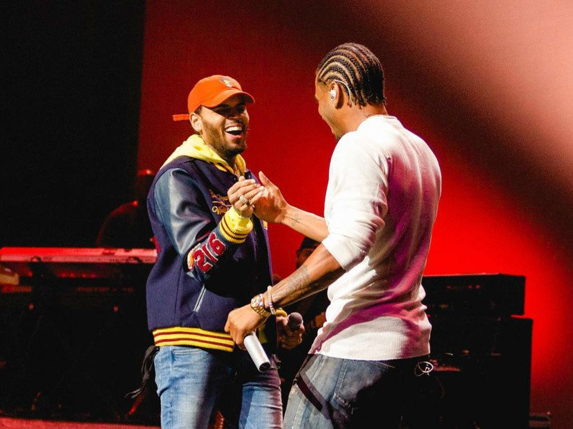 #FOMOBlog: Trey Songz & Chris Brown Shut Down 92.3's Real Big Holiday Show; Aminé Brings Out MadeinTYO & Kehlani At Sold Out Show In L.A.