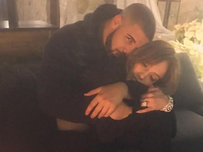 Drake & Jennifer Lopez Share Intimate Photo On Instagram