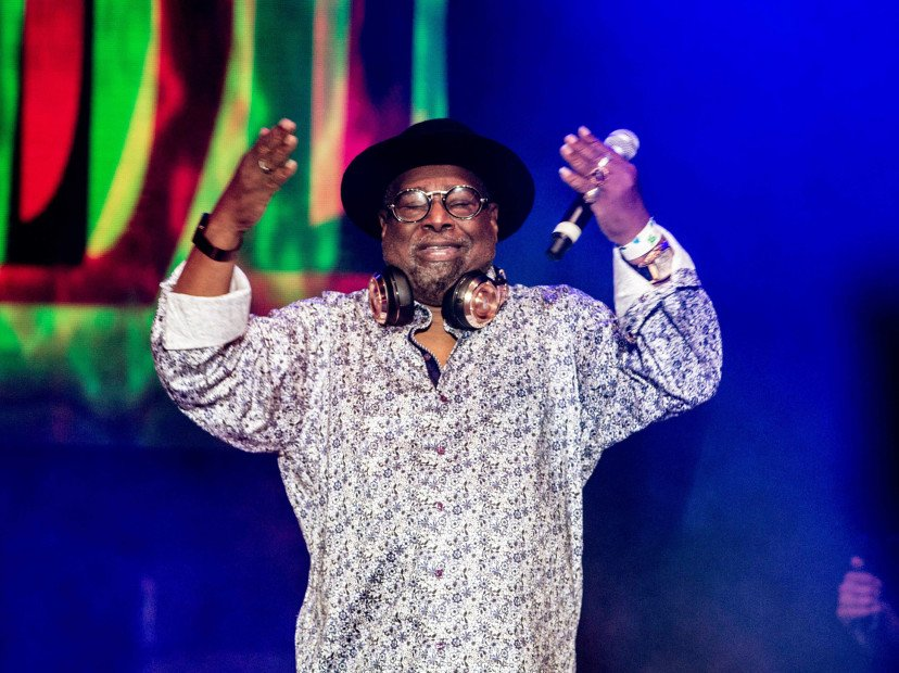George Clinton Accused Of Hooking Parliament-Funkadelic On Drugs