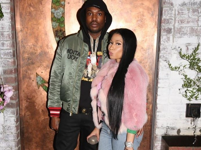 Nicki Minaj & Meek Mill Fuel Breakup Rumors With Racy Photo & Shady Instagram Subliminals