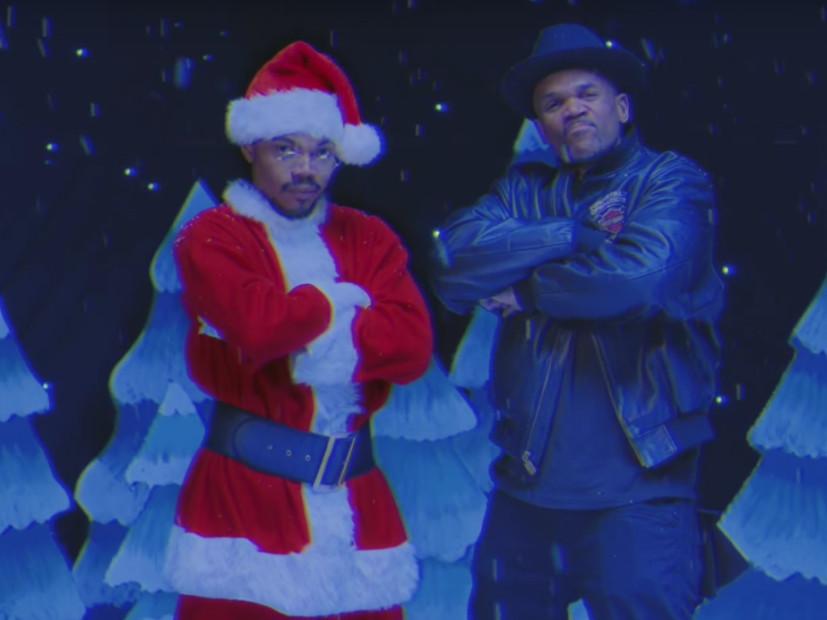 Run Dmc Christmas.Darryl Dmc Mcdaniels Talks Snl Appearance Mainstream