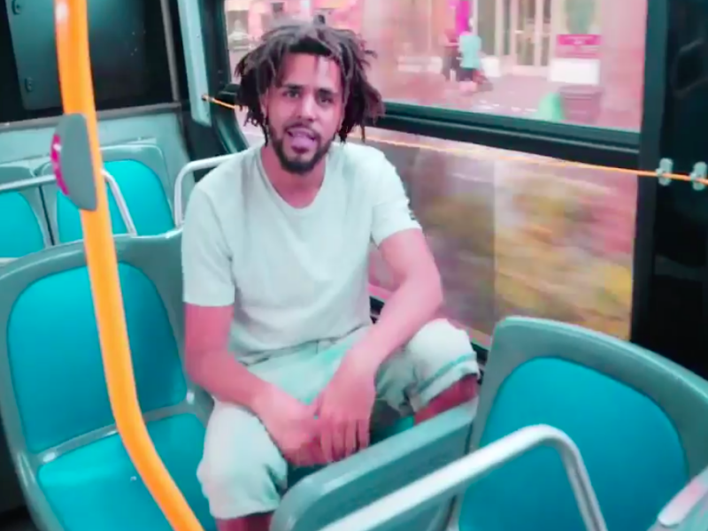 "Is J. Cole's ""False Prophets"" Taking Shots At Kanye, Drake, Wale Or All Of The Above?"