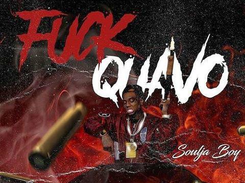 Soulja Boy Threatens Quavo With An AK-47 On New Diss Track