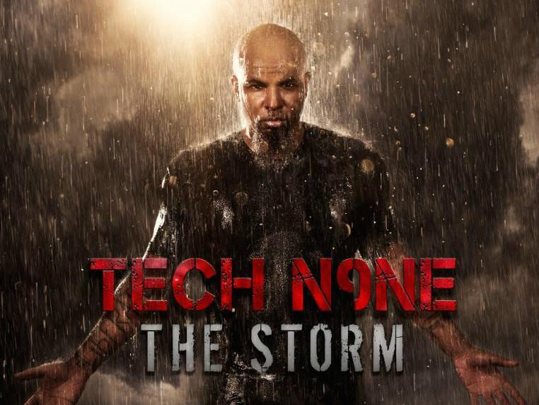 """Tech N9ne Unleashes """"The Storm"""" Album"""