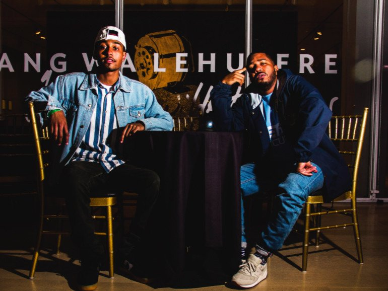 """The Cool Kids Speak On Timing Of Reunion & Kanye West's Cultural """"Spiderweb"""""""