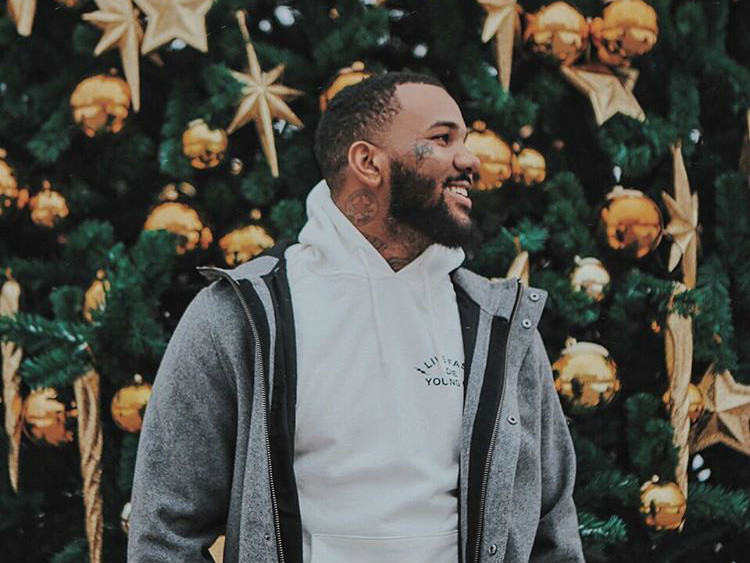 "The Game Announces Final Album ""Westside Story"""