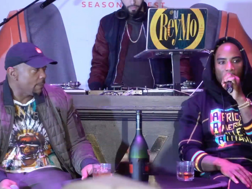 """Timbaland & Charlamagne Tha God Close Out Rémy Martin's """"The Producers Series: Season 3-West"""""""