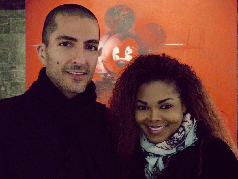 Janet Jackson & Husband Welcome Their First Son