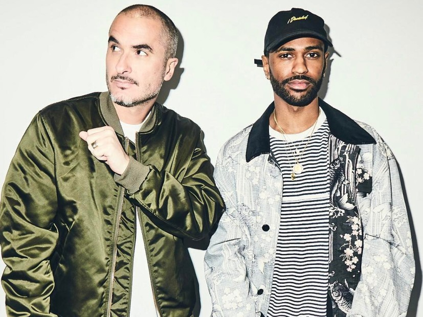 """Big Sean On Eminem's """"I Decided"""" Feature: """"This Is Like A Brand New Energy"""""""