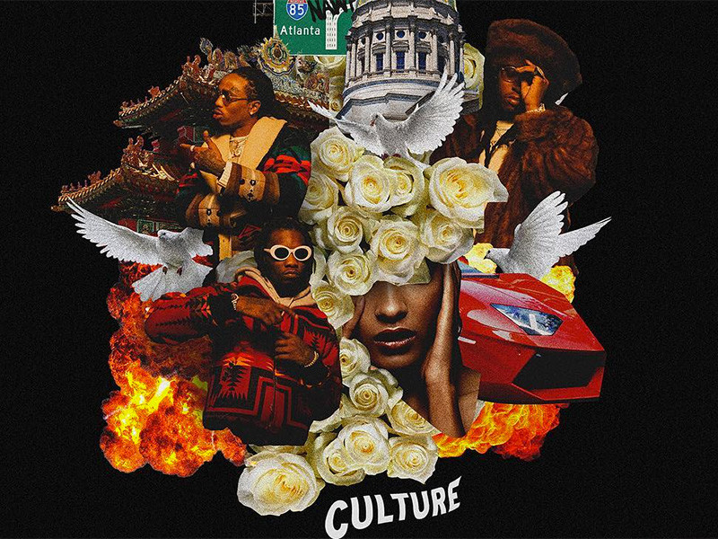 "Migos Graces The World With ""Culture"" Album"