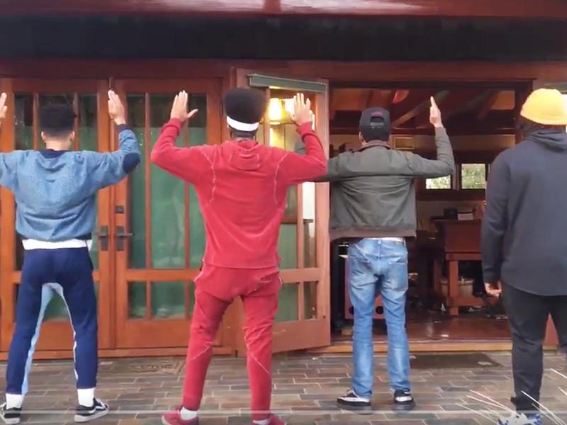 Chance The Rapper Dances His Worries Away With #OptimisticChallenge
