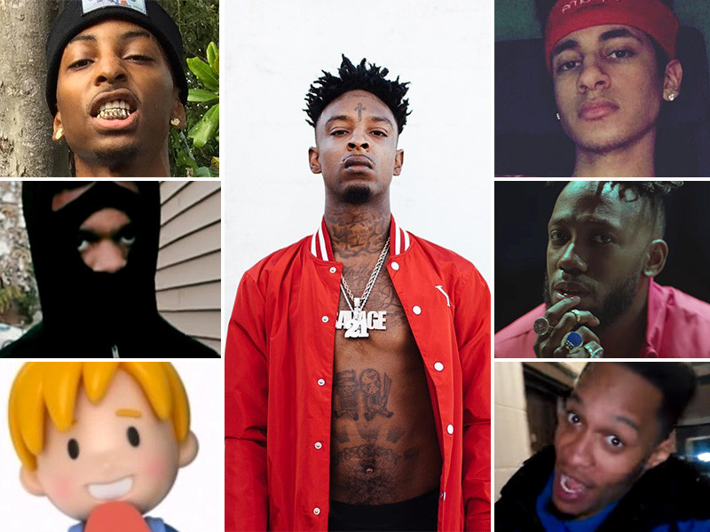 Encyclopaedia Savagica: Counting 21 Savage's Clones