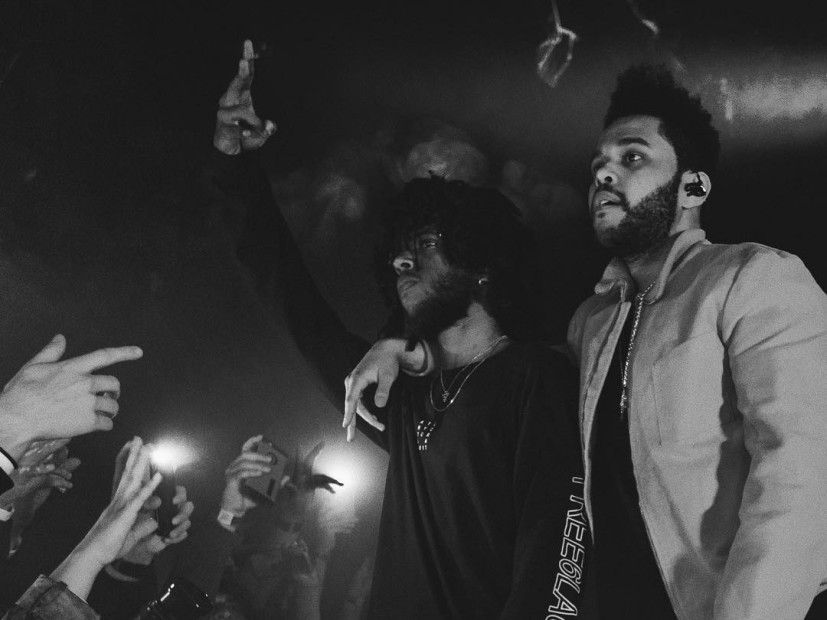 #FOMOBlog: 6lack Brings Out The Weeknd At The Roxy In Los Angeles