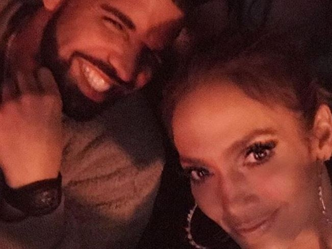 Drake & J-Lo Relationship A Sham To Sell Music, Source Says