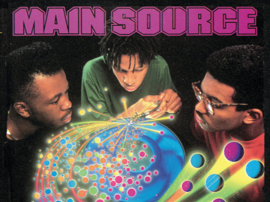 "Main Source—Large Professor, Sir Scratch & K-Cut—Reunites After 25 Years & Reissues ""Breaking Atoms"""