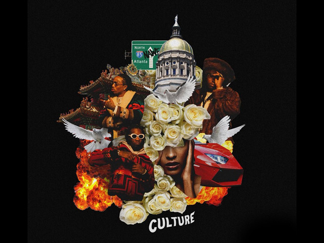"Migos' ""Culture"" Art Explained By The Graphic Designer Who Made It"