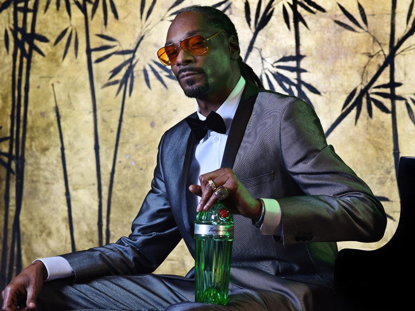 Snoop Dogg Out To Make Gin & Juice Cool Again With The Tanqueray TEN