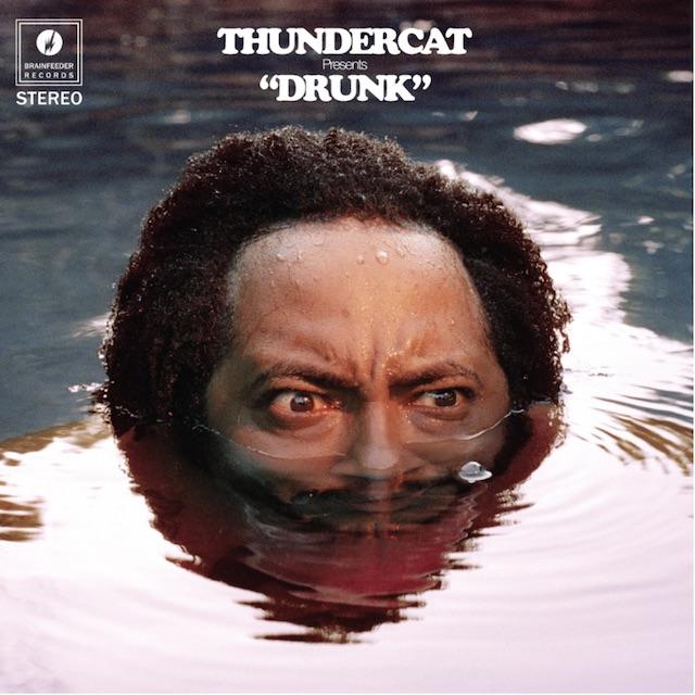 Thundercat drunk album cover