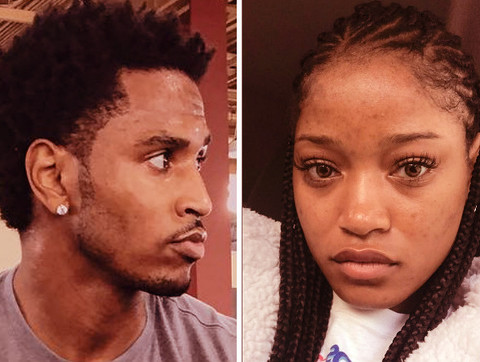 """Keke Palmer Blasts Trey Songz For Featuring Her In """"Pick Up The Phone"""" Video Without Permission"""
