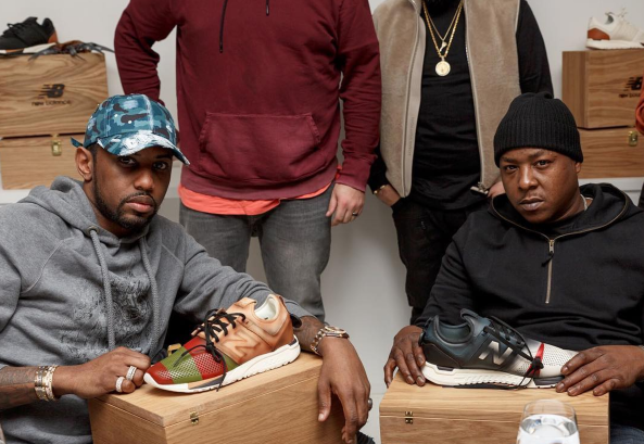 "Interview: Fabolous & Jadakiss Still Sitting On ""Freddy Vs. Jason"" Tomb"