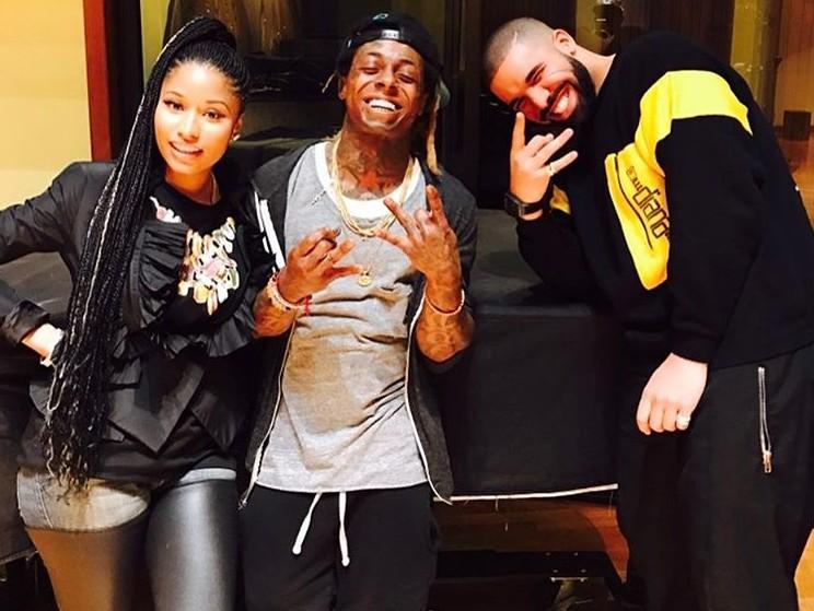 Drake Teases Young Money Reunion Tour