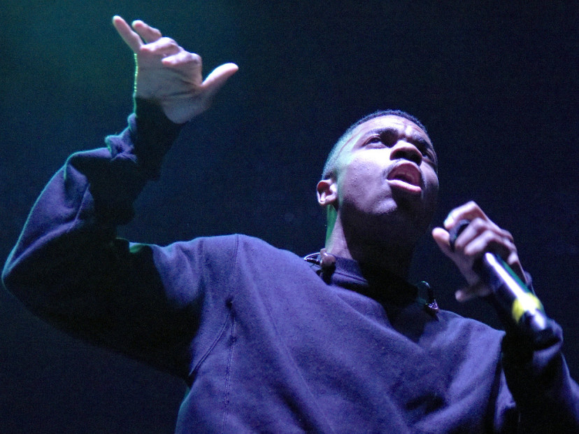 Vince Staples Has Sophomore Album On The Way
