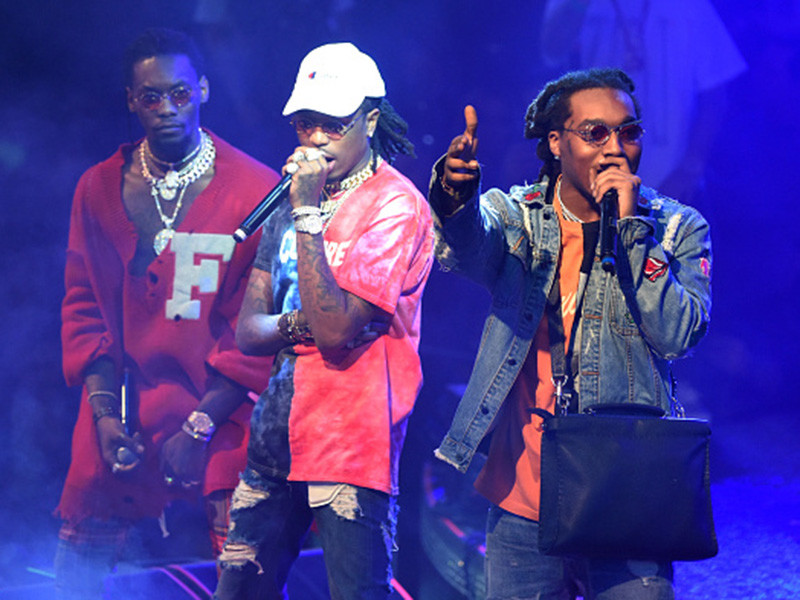 Migos Allegedly Stomped Out Sean Kingston In Las Vegas