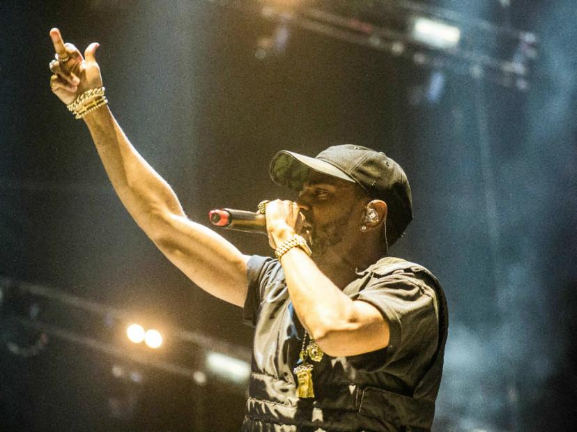 """Big Sean Scores #1 Album With """"I Decided."""""""