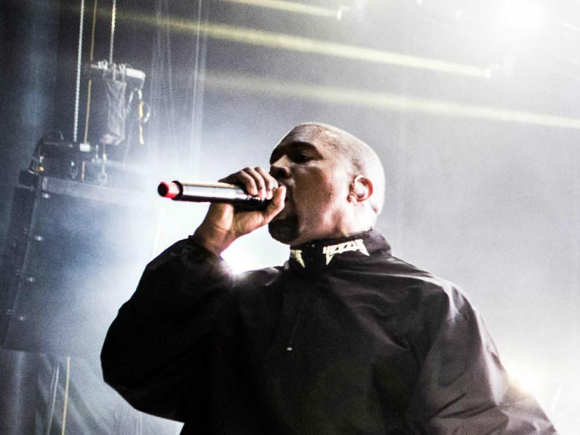 Kanye West Reportedly Still On The Mend After Hospitalization
