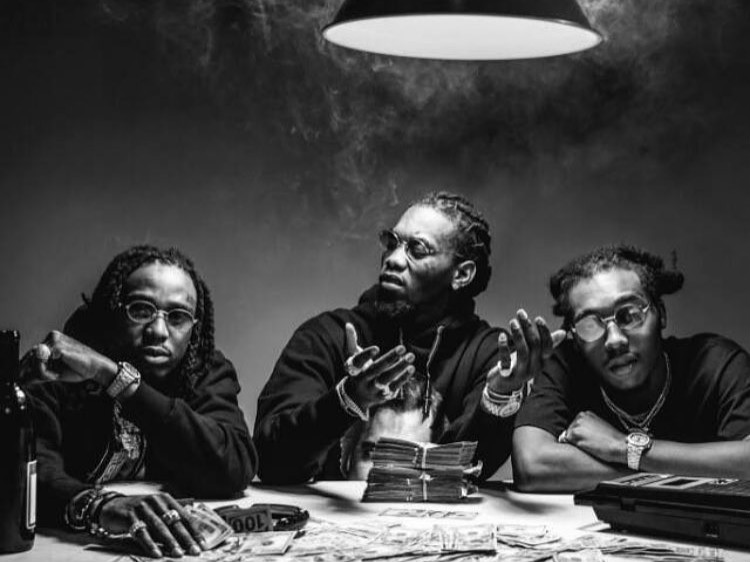 "Migos Scores First #1 Album With ""Culture"""