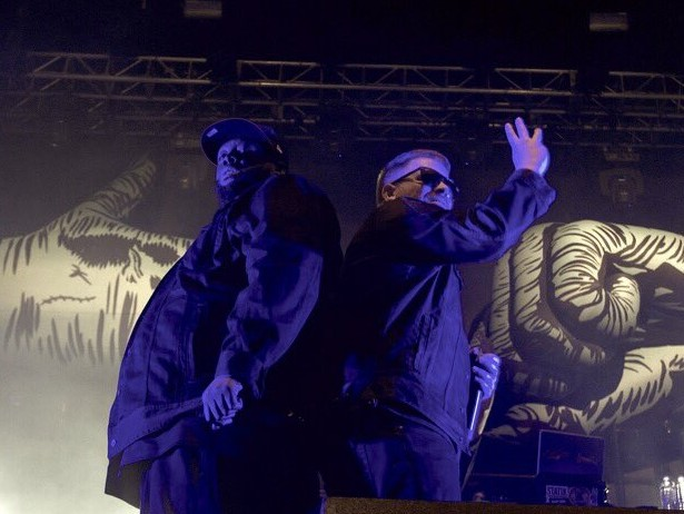 """#FOMOBlog: Run The Jewels Brings Out Zack De La Rocha Of Rage Against The Machine; Big Sean's """"I Decided"""" Listening Party In L.A."""