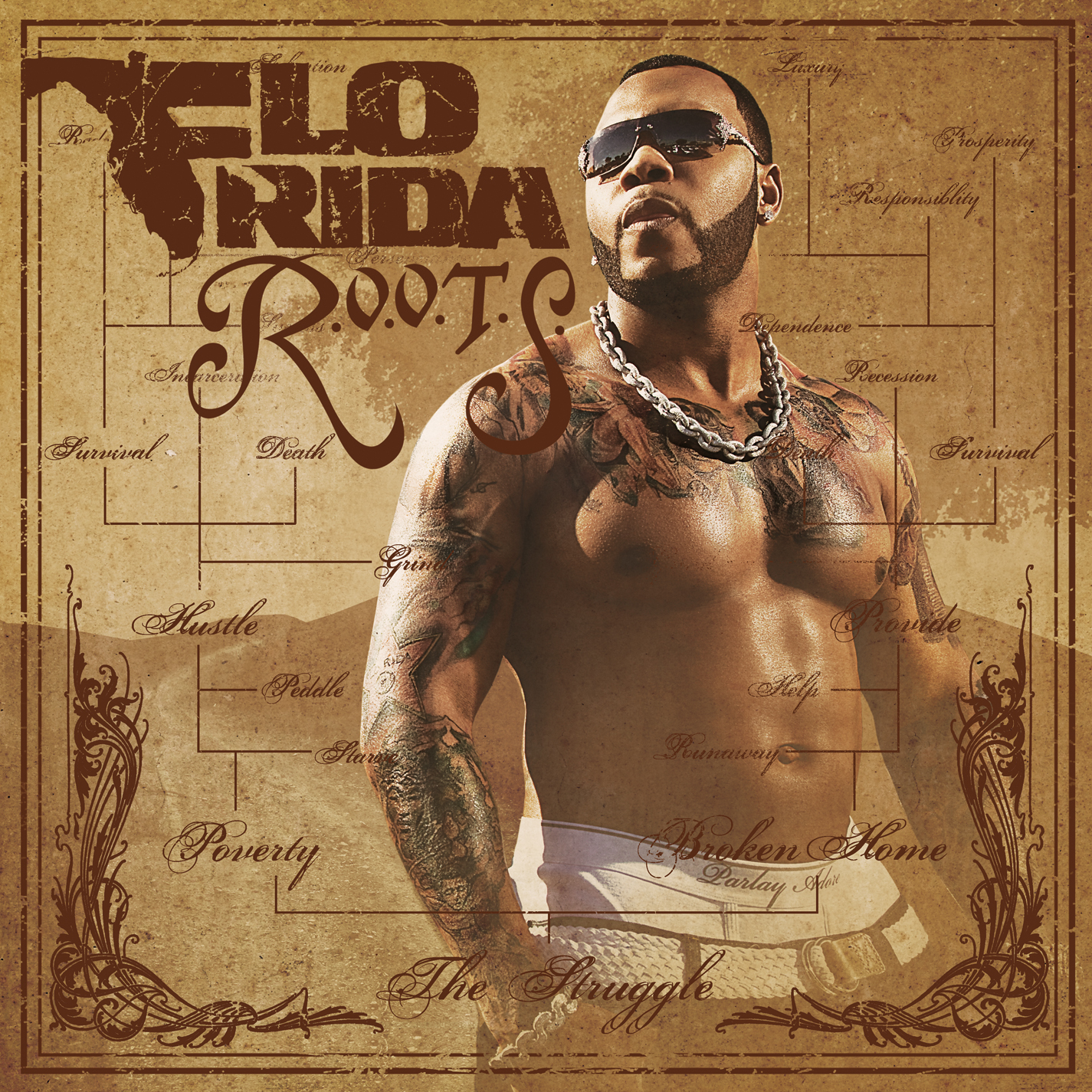 flo rida roots album