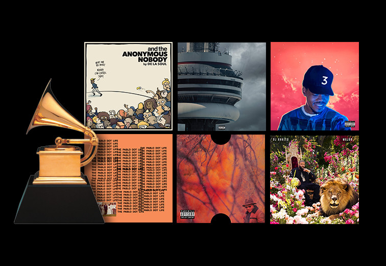Making The Case For Every 2017 Best Rap Album Grammy Nominee