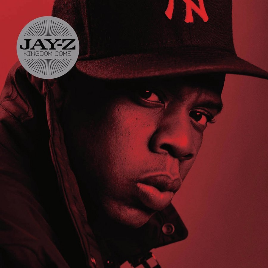 jay z kingdom come album cover
