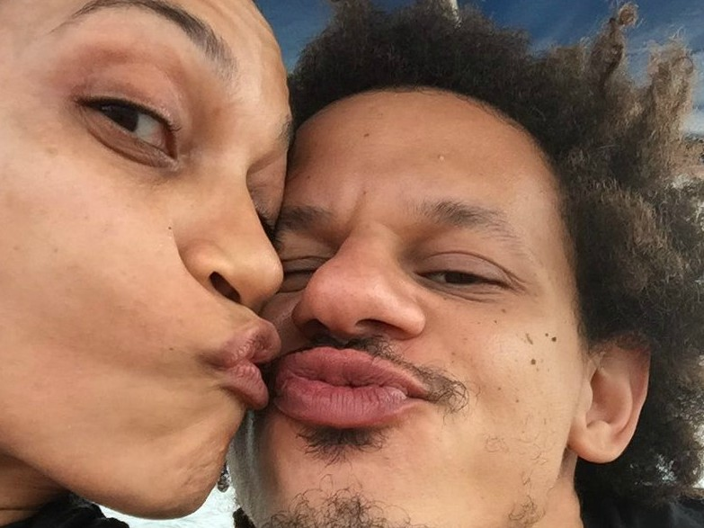 Eric Andre Tweets Rosario Dawson PDA Because Chance The Rapper