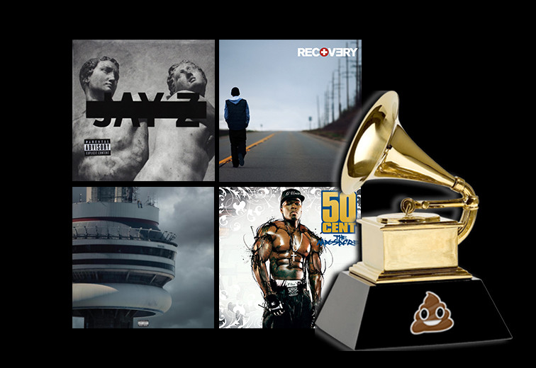 The Worst Ever Grammy Nominated Rap Albums