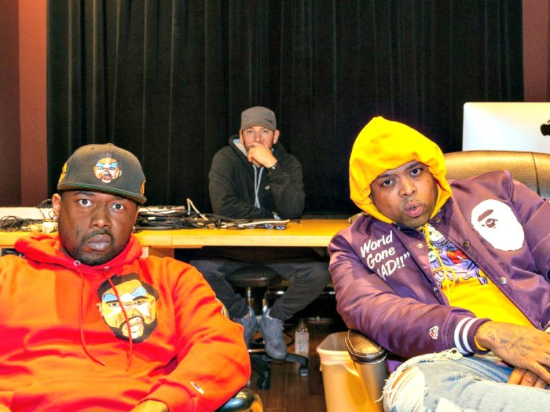 Eminem Signs Griselda Records' Westside Gunn & Conway To Shady Records