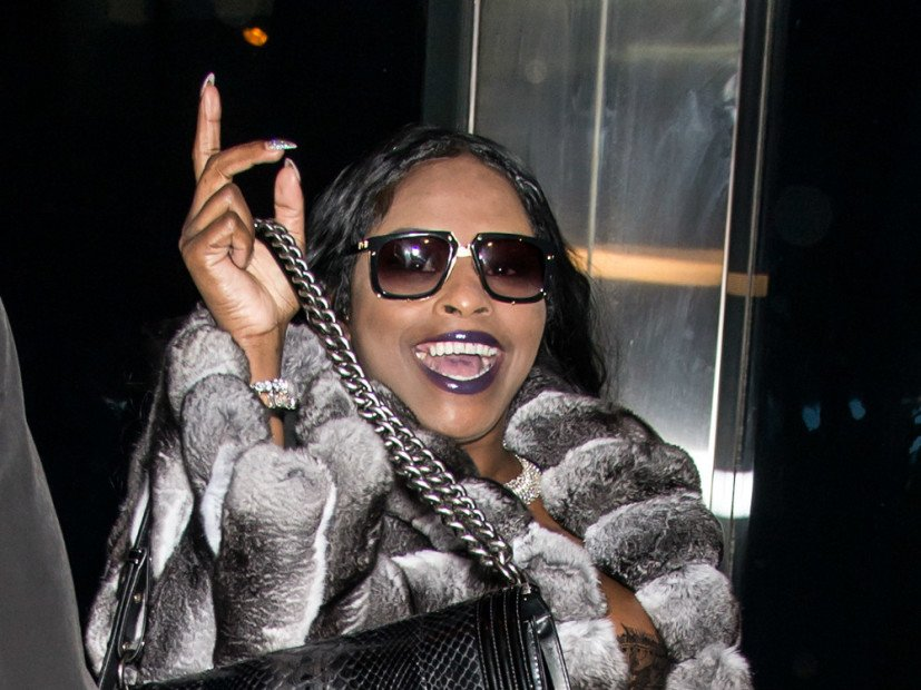 Foxy Brown Reportedly Gives Birth To Baby Girl