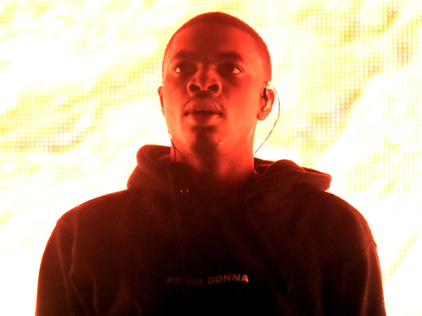 """Vince Staples Details Upcoming """"Big Fish Theory"""" Album"""