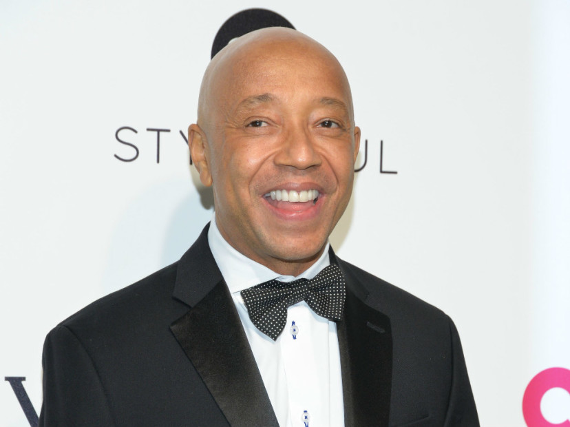 """Russell Simmons To Produce """"The Definitive History Of Hip Hop"""" Docuseries"""