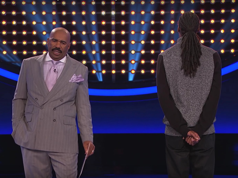 Steve Harvey Wants Snoop Dogg, T.I. & Bow Wow To Show Respect To Donald Trump