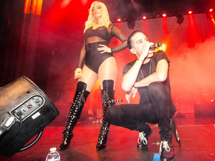 #FOMOBlog: THEY., G-Eazy & Bebe Rexha Bless San Francisco; Yvonne Orji Does Stand Up At Laugh Factory Hollywood