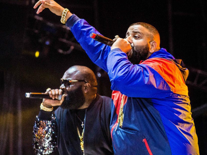 "Did Rick Ross Reveal That DJ Khaled's ""They"" Is Actually Birdman?"